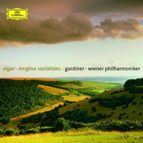 John Eliot Gardiner, E. Elgar - Enigma Variations [New CD]