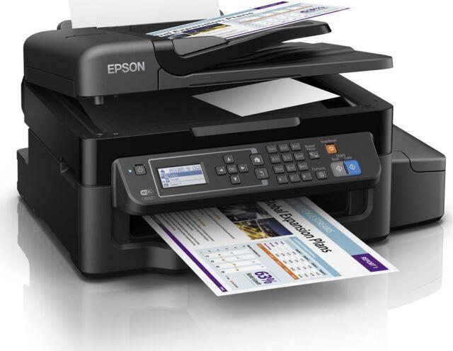 Epson EcoTank ET-4500  Tintenstrahl,  LAN,  WLAN (Drucker)