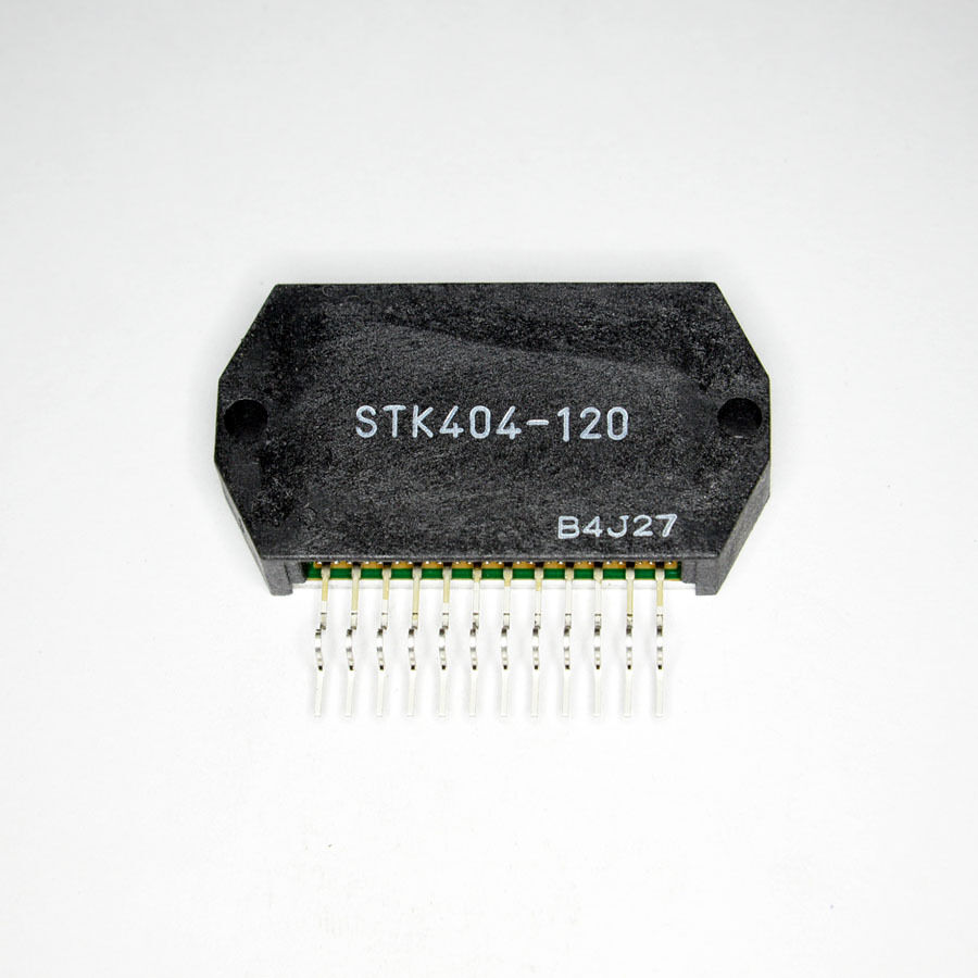 Ic Integrated Circuit Stk404 120 Sanyo Original With Heatsink Compound Item 5 New