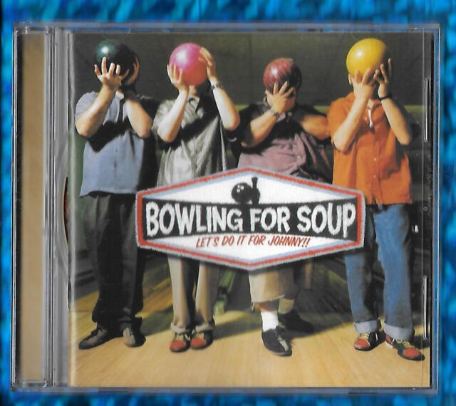 BOWLING FOR SOUP-LET'S DO IT FOR JOHNNY!! CD ALBUM(2000) CDMFN 263 (UK)