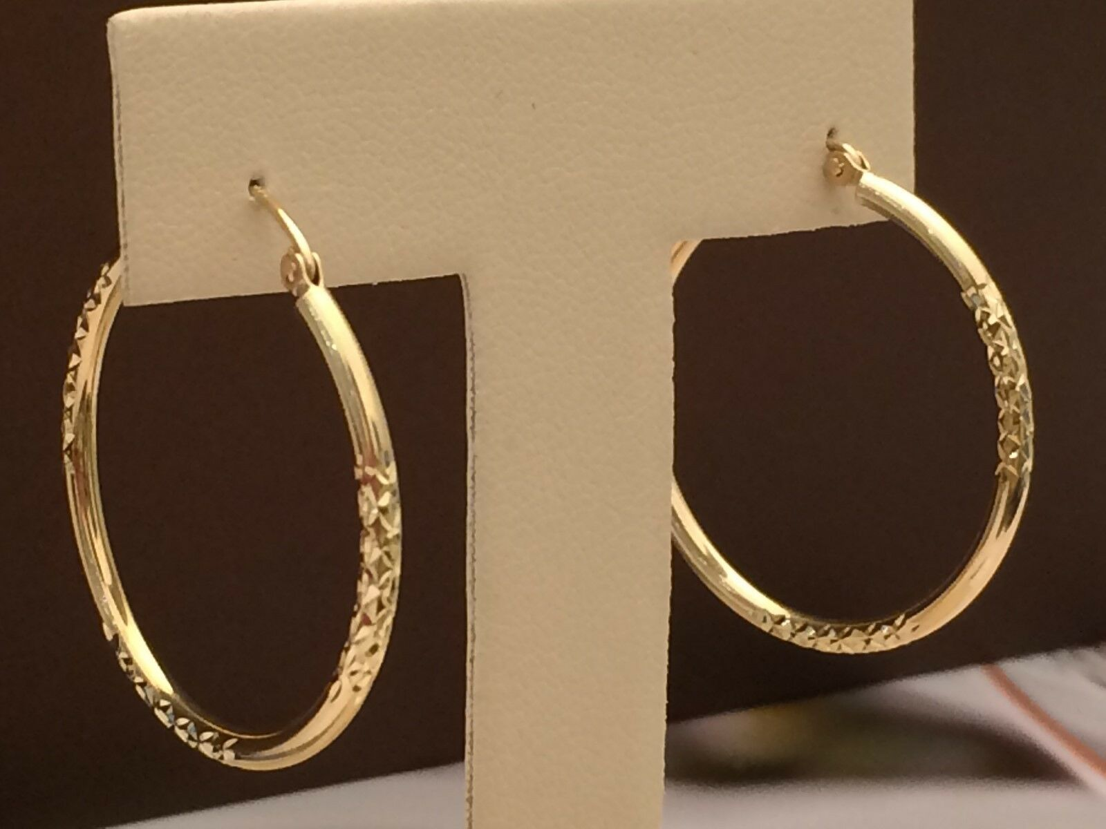 product locke diamond earrings large hoop elizabeth