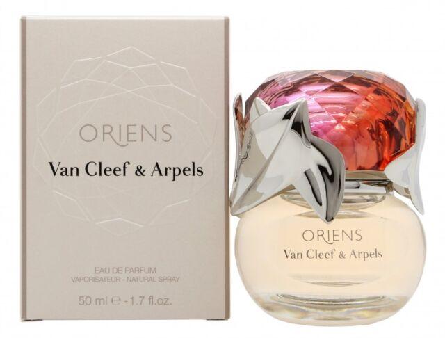 VAN CLEEF & ARPELS ORIENS EAU DE PARFUM 50ML SPRAY - WOMEN'S FOR HER. NEW