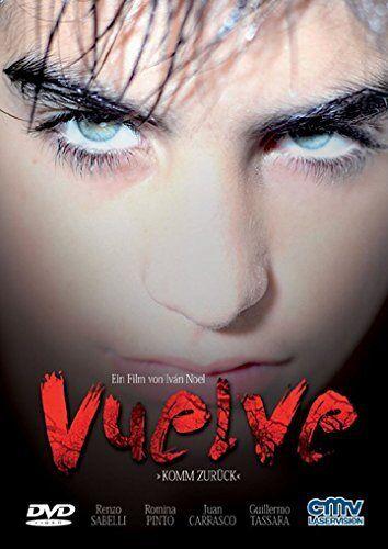 Come Back ( Vuelve ) Juan Carrasco, Romina Pinto, Iván Noel BRAND NEW SEALED DVD