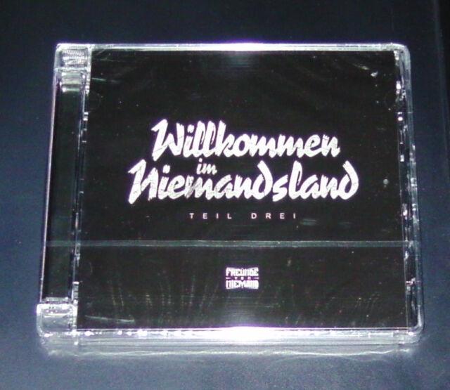 FREUNDE VON NIEMAND WILLKOMMEN IM NIEMANDSLAND TEIL 3 CD  NEU & OVP