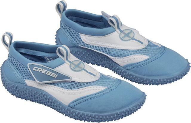 Cressi Coral Jr Bambino Scarpe Scarpette da mare scoglio antiscivolo Water Shoes