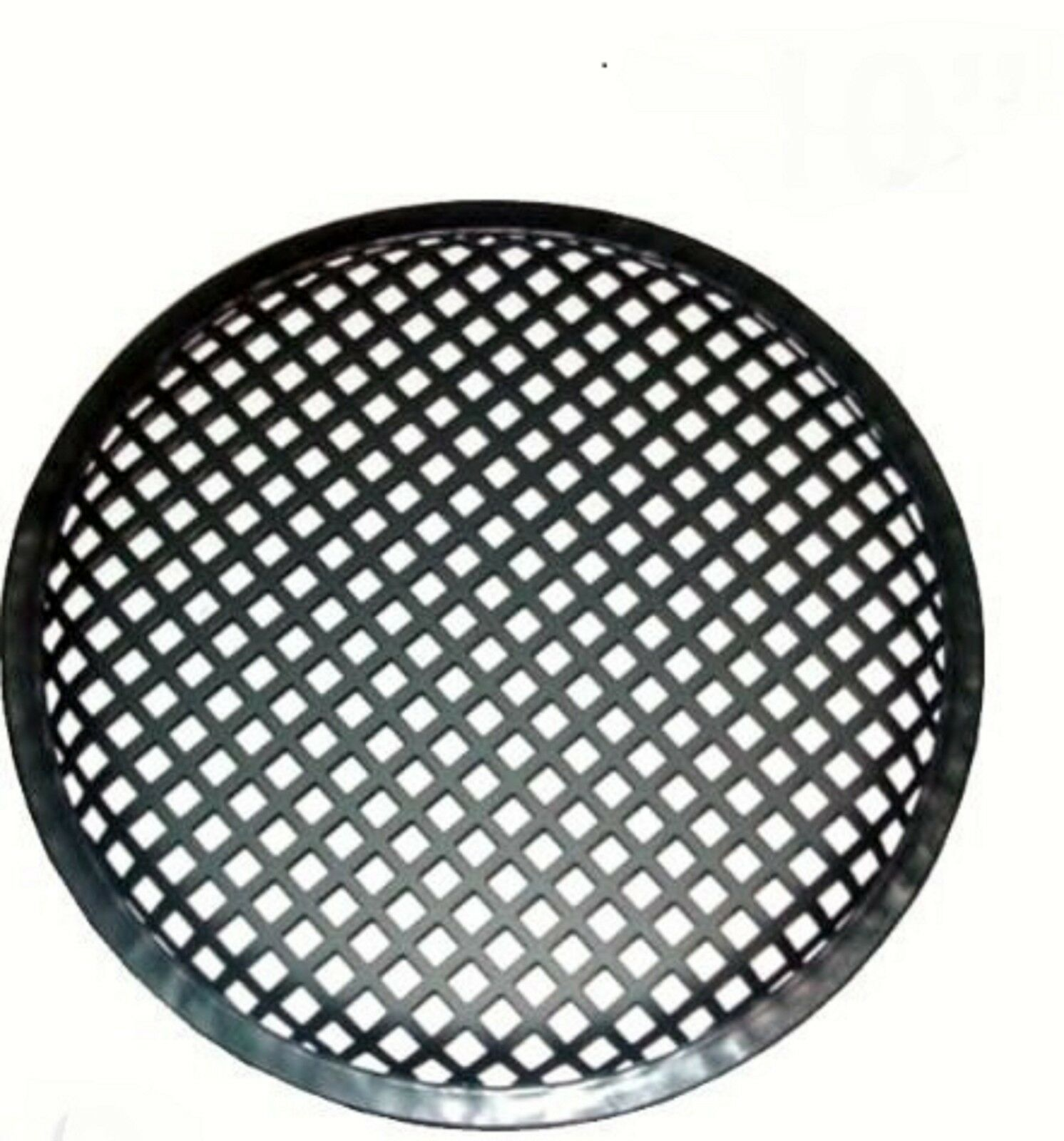 1 10 INCH SUBWOOFER SPEAKER COVERS WAFFLE MESH GRILL GRILLE PROTECT GUARD