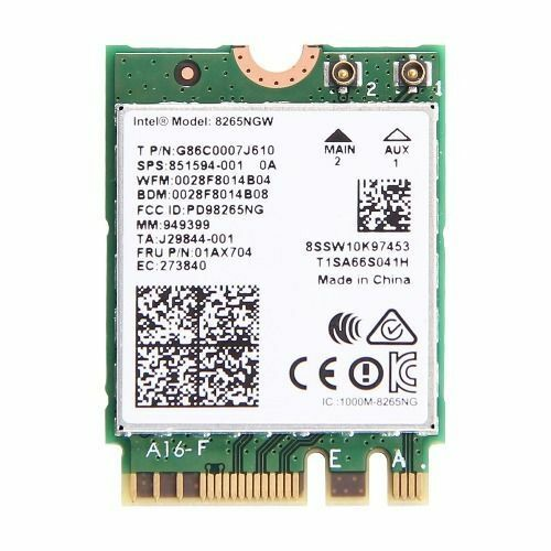 Dell inspiron wireless n card 19 1545 1546 1570 1750 1428 1440.