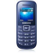 Samsung Guru GT E1200T  Indigo Blue  Mobile Phone