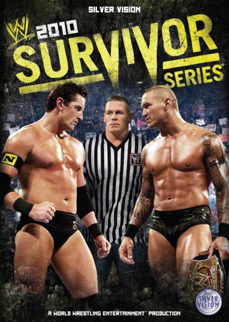 WWE Survivor Series 2010 DVD DEUTSCHE VERKAUFSVERSION