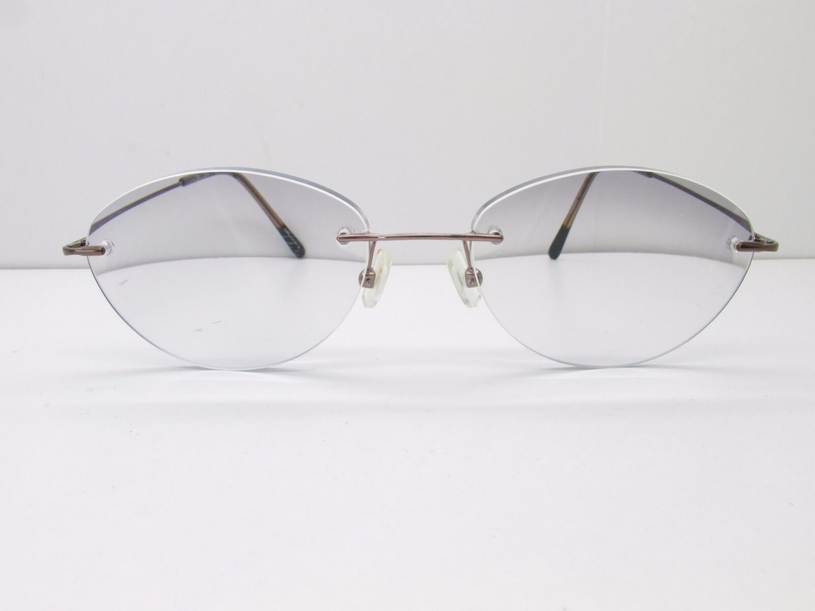634bf6310c Marchon Rimless Glasses « One More Soul