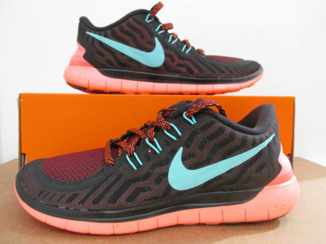 Nike Free 5.0 Women's Running Shoes SP15 Womens Pink