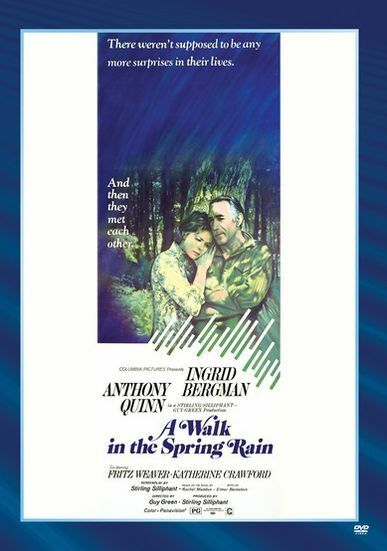 WALK IN THE SPRING RAIN Region Free DVD - Sealed