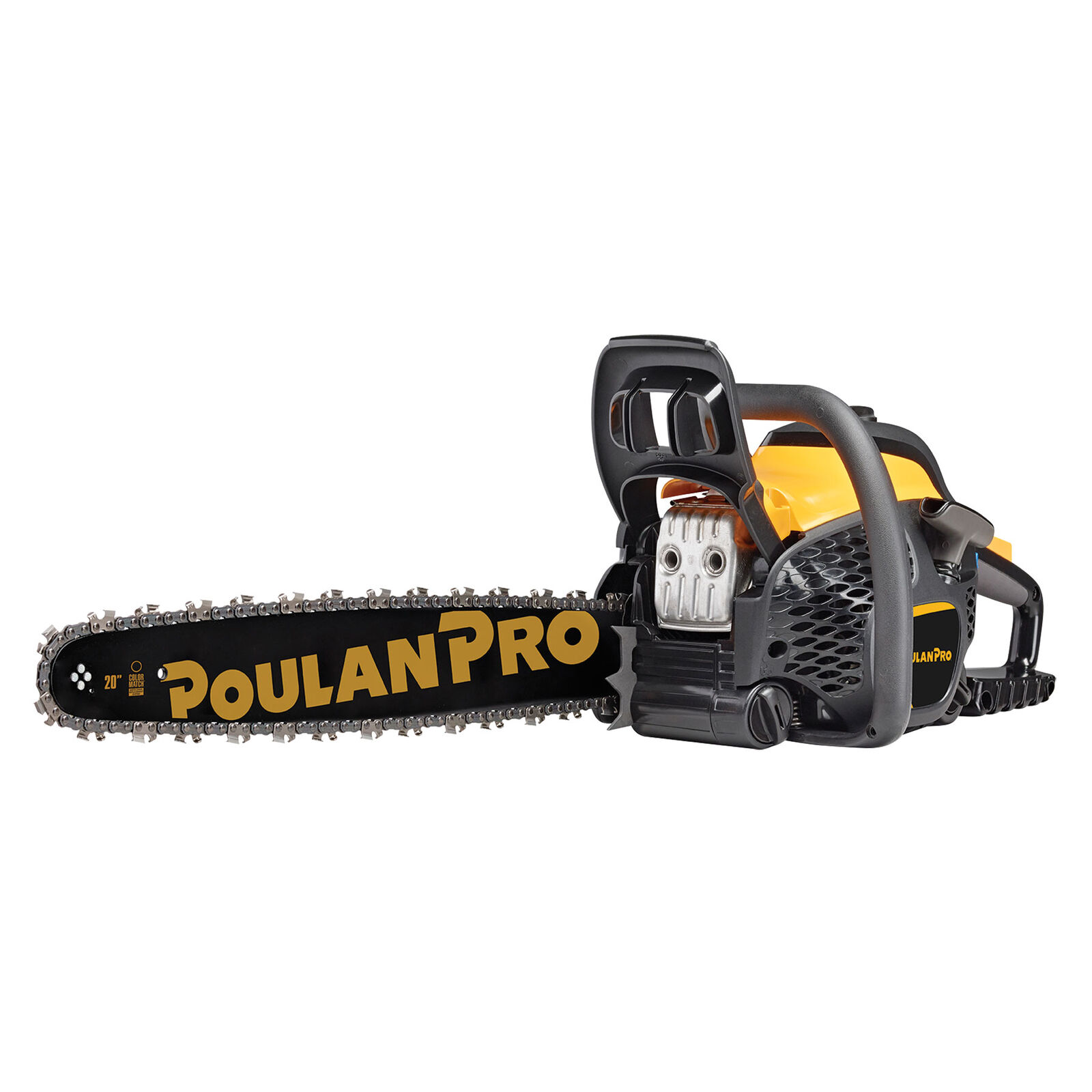 Poulan pro chainsaw ebay poulan pro ppr5020 brc 20 bar 50cc 2 cycle gas chainsaw certified refurbished keyboard keysfo Images