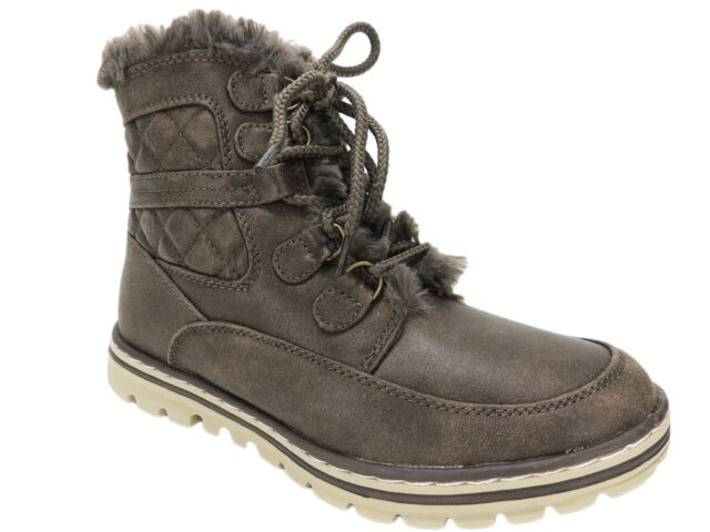 Cliffs by White Mountain Kassia Quilted Hiker Boot (Women's) kRIOOr2zP