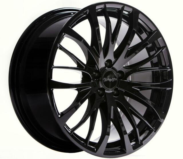 19 Zoll Tomason TN7 Black Painted 8.5x19 LK 5x112 et30 NEU! passend für Skoda