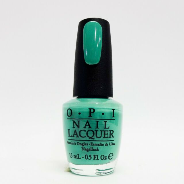 OPI Nail Lacquers 15ml Part 2 N45 My Dogsled Is a Hybrid | eBay