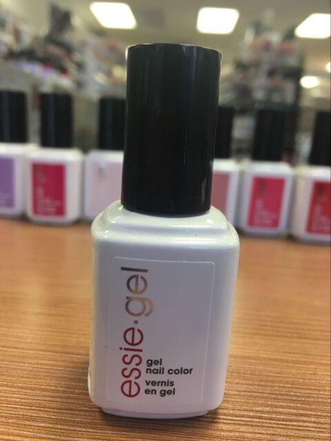essie GEL Nail Polish Pick Your Color 5009blizzard | eBay