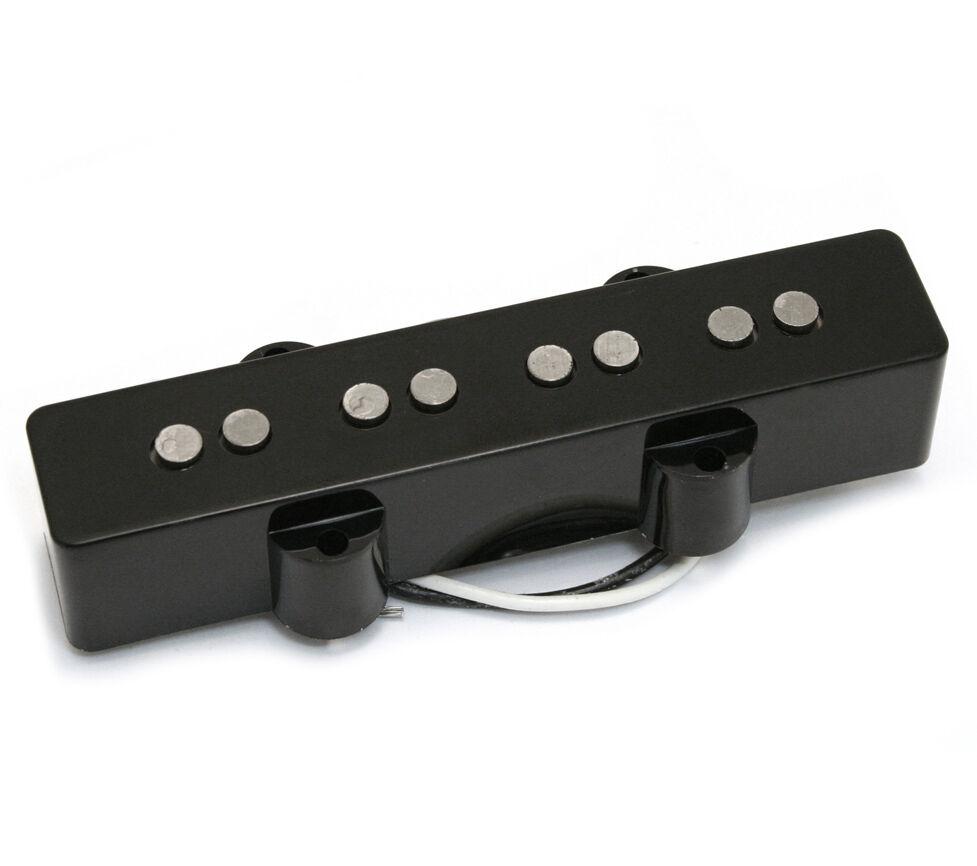 Fender Mexican 60s Jazz Bass Bridge Pickup - Black | eBay