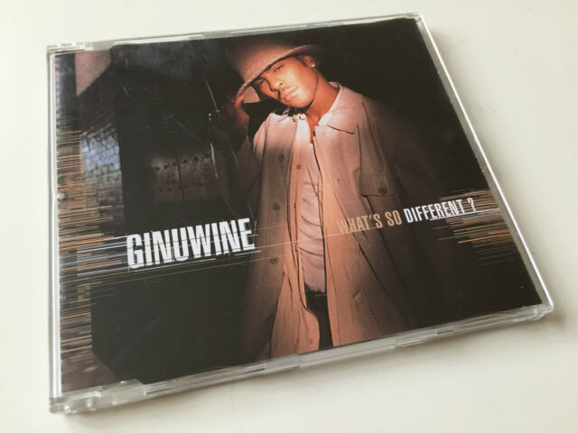Ginuwine - What's So Different? - Maxi CD Single