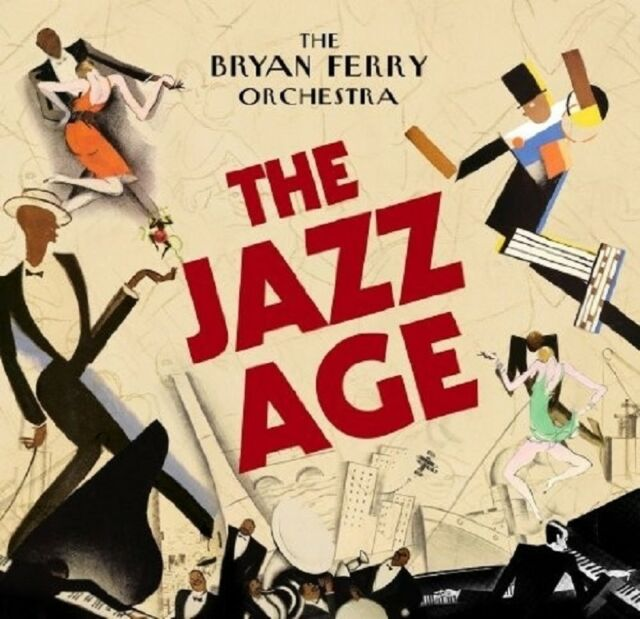 Bryan Orchestra, The Ferry-the Jazz Age CD NUOVO
