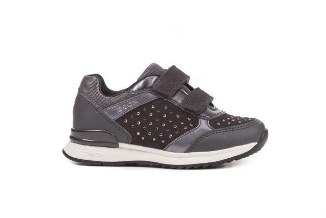 Comprar Barato Más Reciente Aclaramiento Última Sneakers grigie con chiusura velcro per unisex Geox Comprar El Precio Barato Salida Más Barata hmEhL