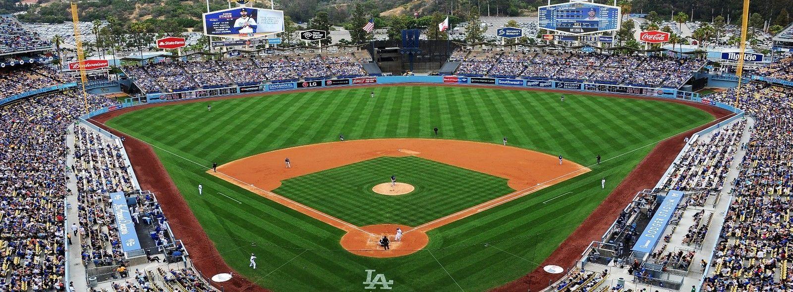 Los Angeles Dodgers Road Games