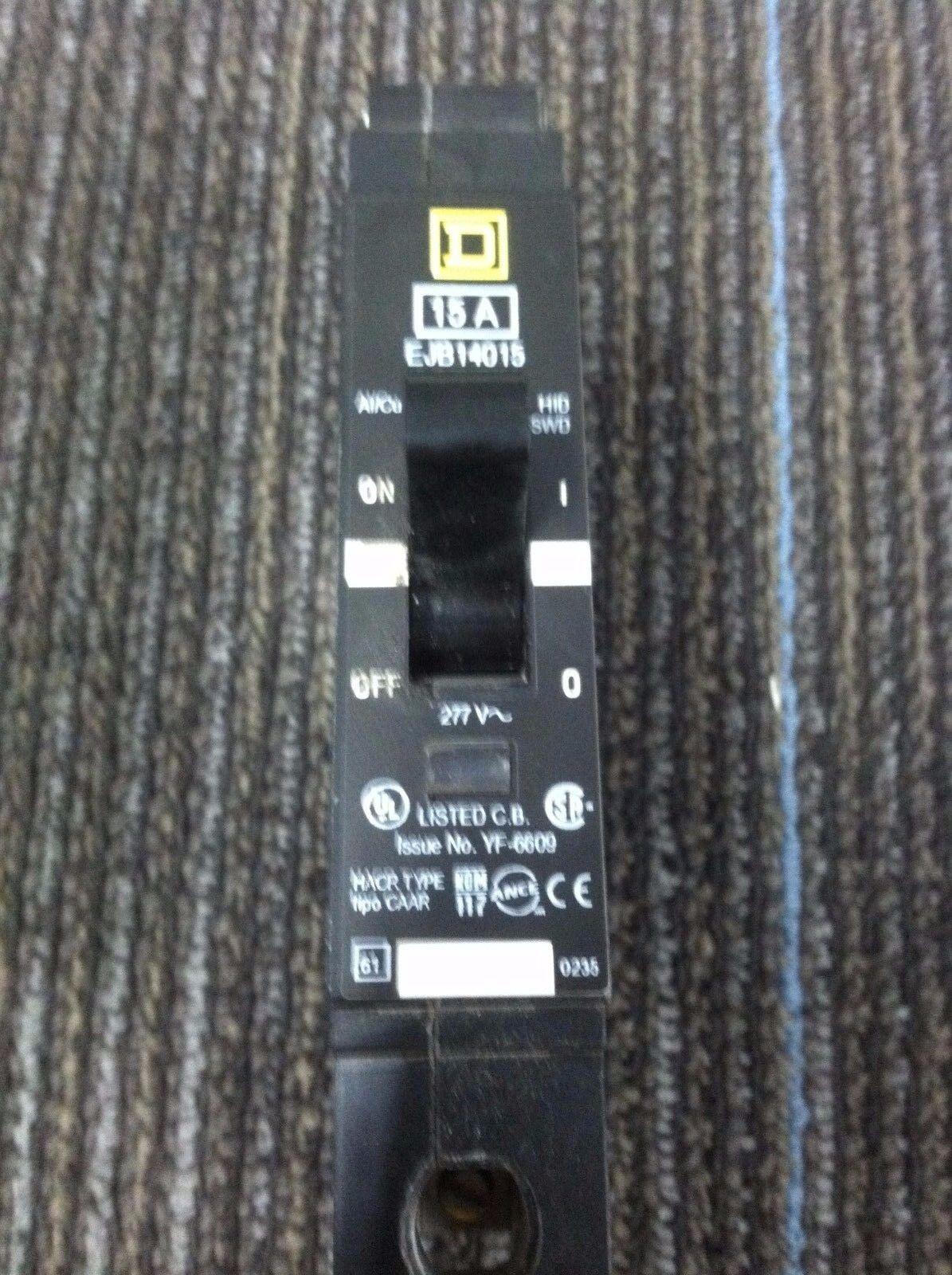 EJB14015 Lighting Circuit Breaker 65k Rated Square D | eBay