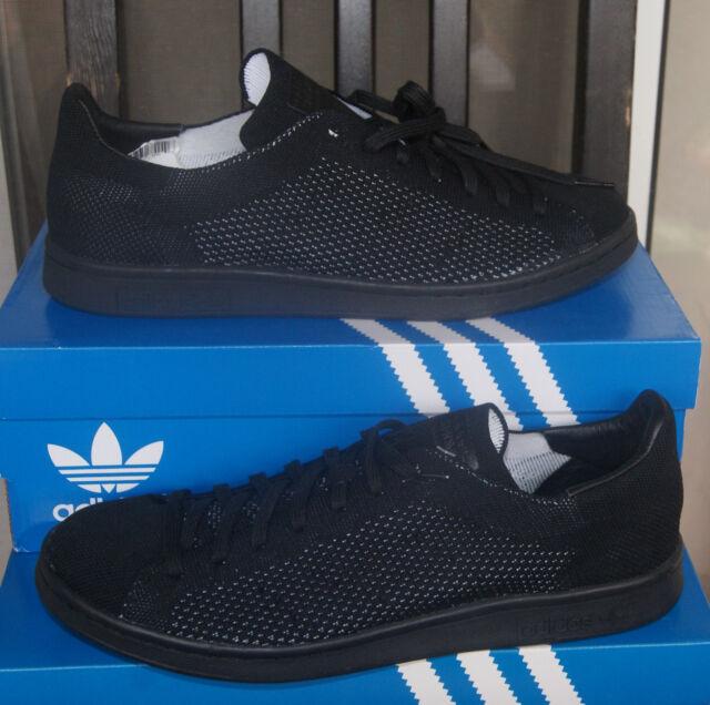 adidas originals stan smith primeknit black