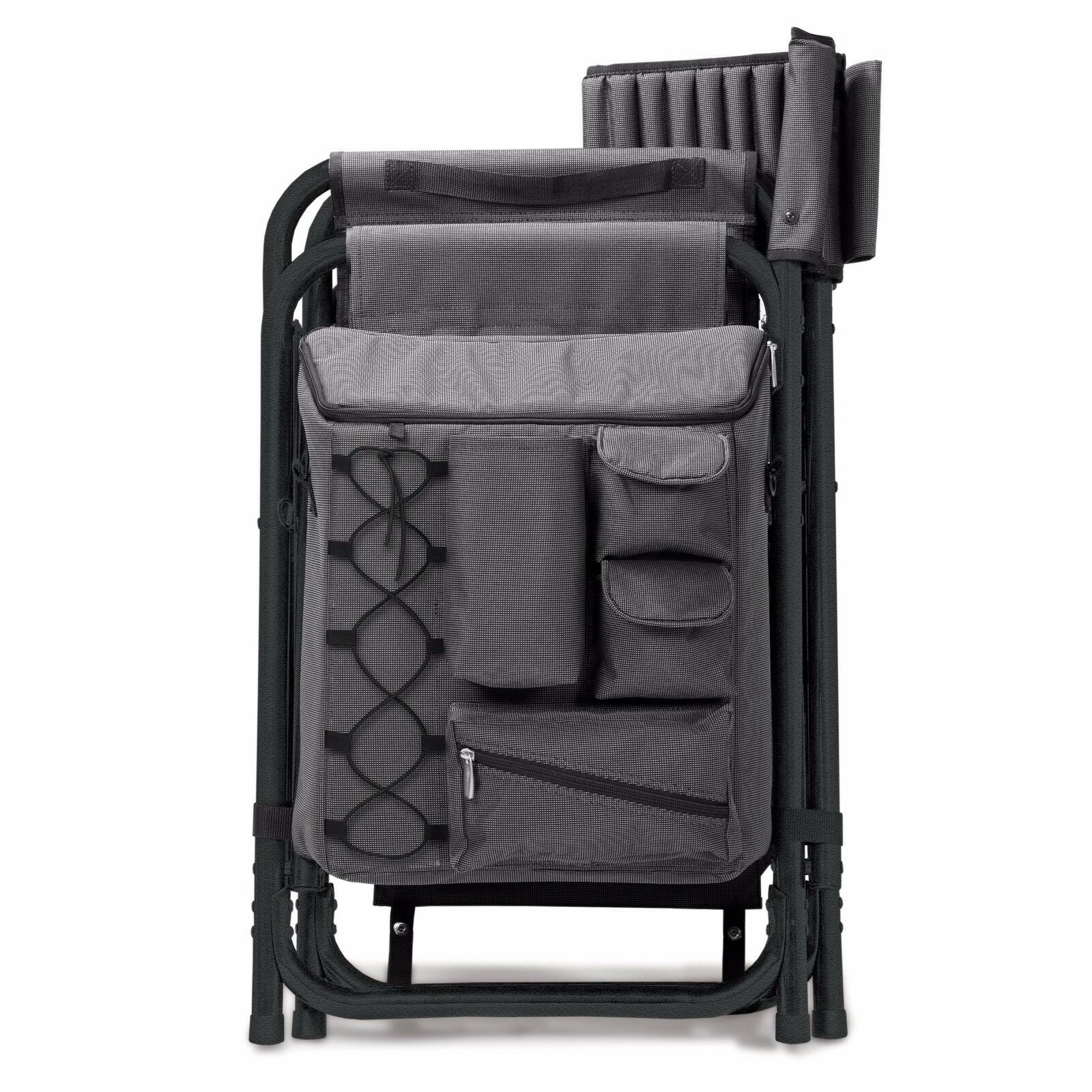 Portable Sports Soccer Football Tailgating Chair Storage Coach