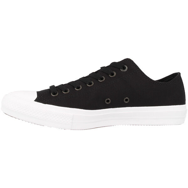 Converse Chuck Taylor All Star II Ox Scarpe nere 150149C Sneaker Chucks