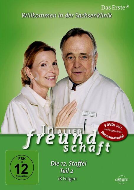 In aller Freundschaft - Staffel 12.2                                   DVD   275