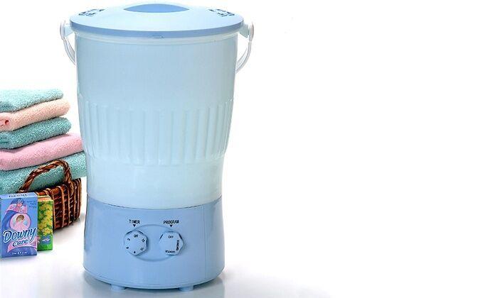 Portable Washing Machines On Ebay Brush Cleaners New