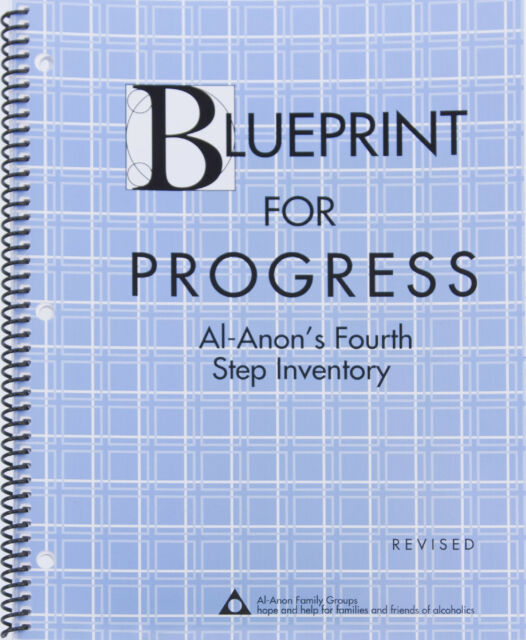 Blueprint for progress al anons 4th step inventory ebay blueprint for progress al anons fourth step inventory revised al anon groups malvernweather Gallery