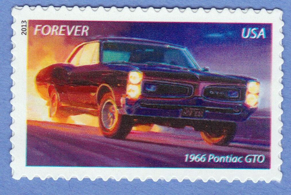 Forever Stamp 2013