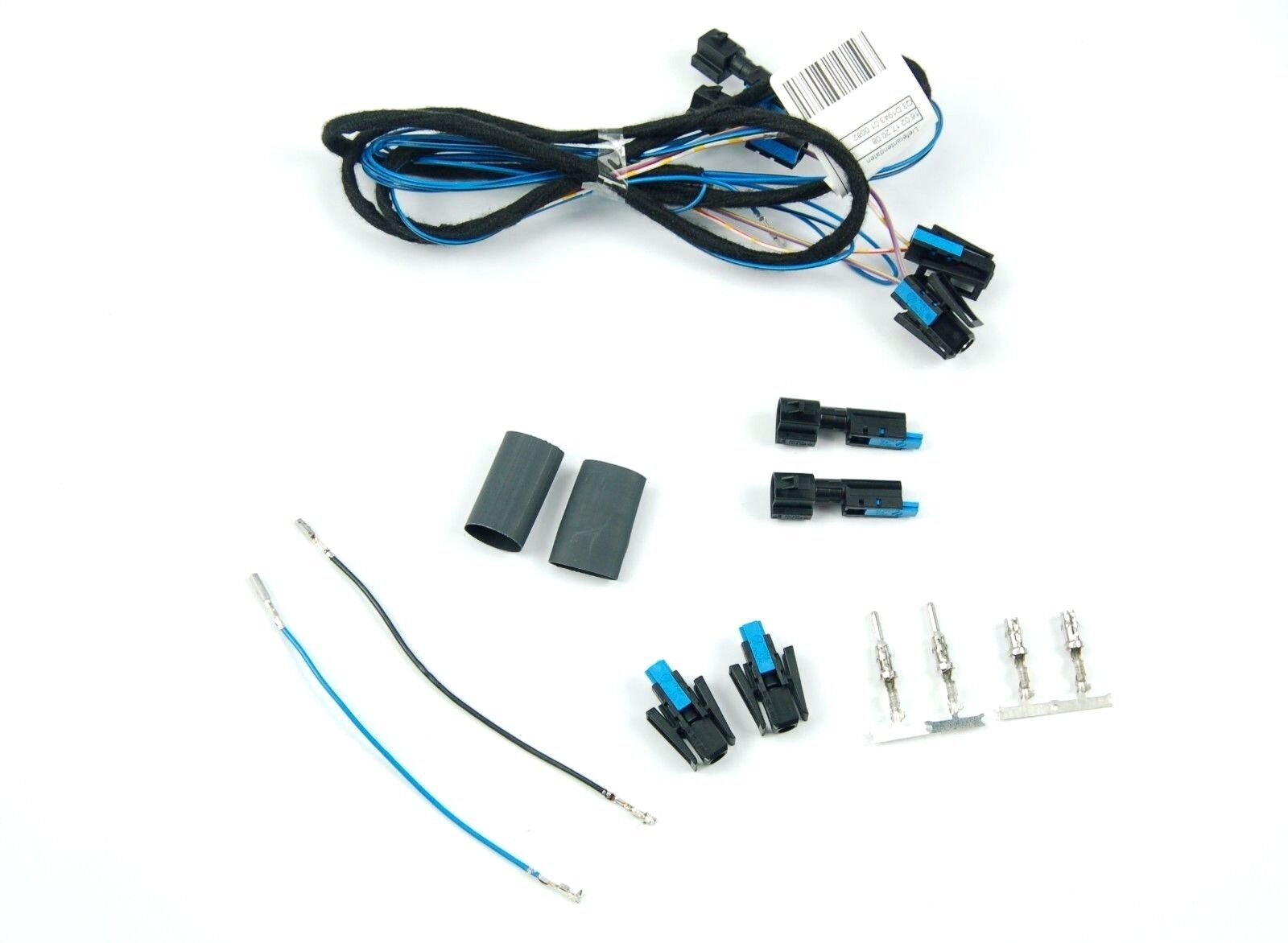 s l1600 genuine oem bmw 3 series e46 wiring harness cable set cruise BMW Wiring Harness Chewed Up at readyjetset.co