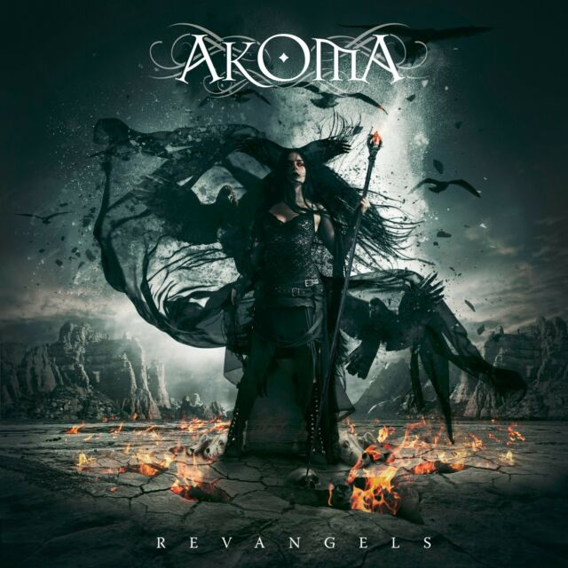 AKOMA - Revangels - CD - 200971