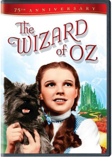 WIZARD OF OZ: 75TH ANNIVERSARY - DVD - Region 1