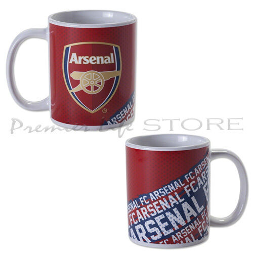Official Arsenal FC Impact Mug Official Football Sports Christmas Birthday Gift