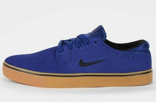 b53123ba1f8 Nike SB TEAM EDITION Deep Royal Blue Black Gum 487597-402 (216) Men s Shoes