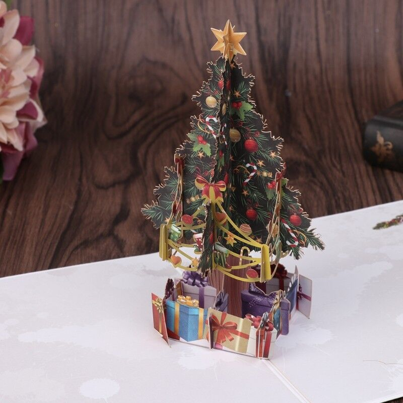 picture 1 of 10 - Pop Up Christmas Tree