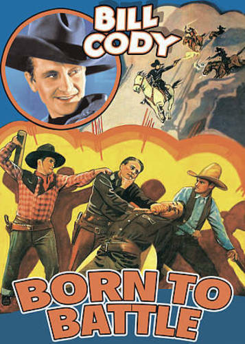BORN TO BATTLE NEW REGION 1 DVD