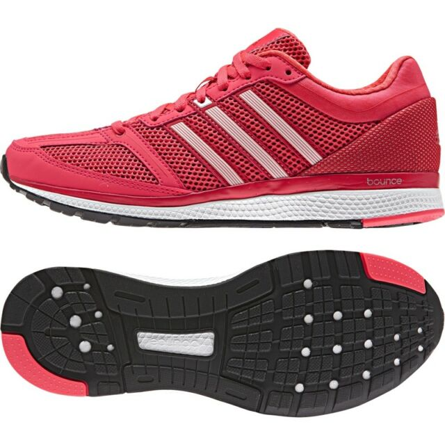 adidas Women's Mana RC Bounce Running Fitness Trainers Shoes