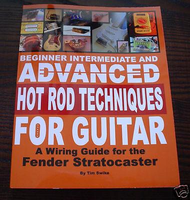s l640 fender strat stratocaster guitar wiring diagrams book ebay
