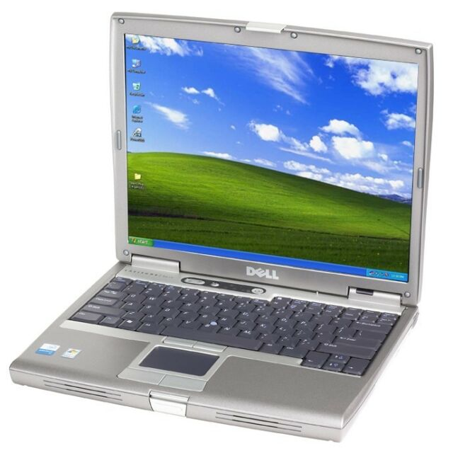 Dell D610 Laptop With Windows XP Installed   eBay