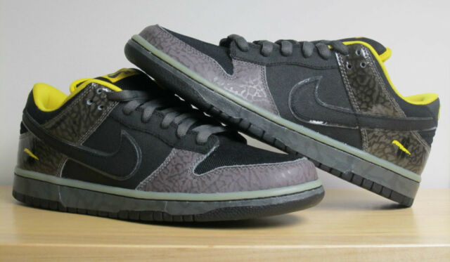 NIKE SB DUNK LOW TRD QS REESE FORBES DUNEWHEATMED BROWN