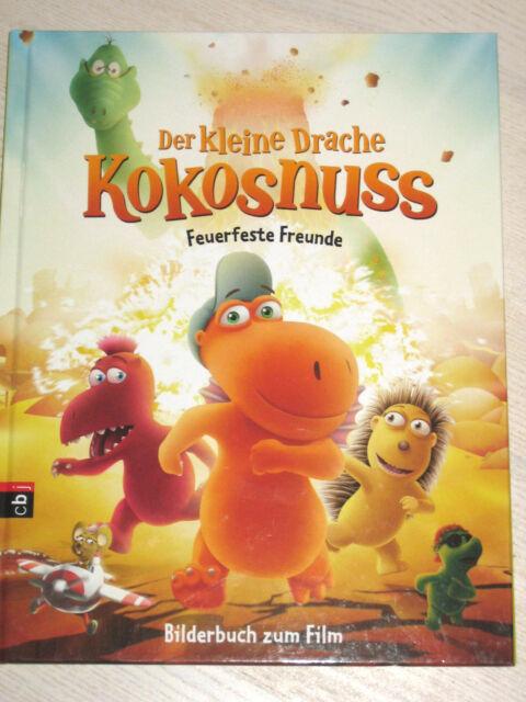 DER KLEINE DRACHE KOKOSNUSS Bilderbuch zum Film  ►►►UNGELESEN ° Ingo Siegner °