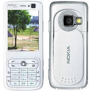 Nokia N73 white- IMPORTED