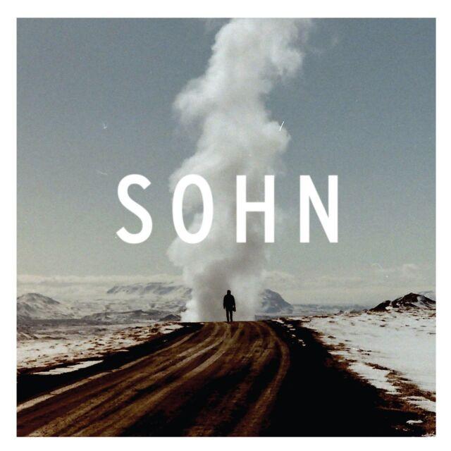 SOHN - TREMORS  CD NEW