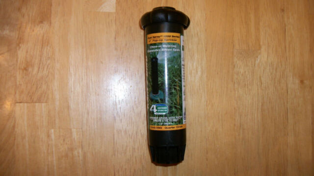 Rain Bird 4 Pop Up 90 Sprinkler Head 1240 Dsq