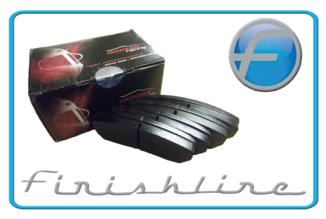 Mintex Racing Brake Pads MDB2561 M1144 fits Renault Clio Cup 172/182 Front